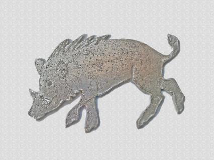 Wild Boar Brooch