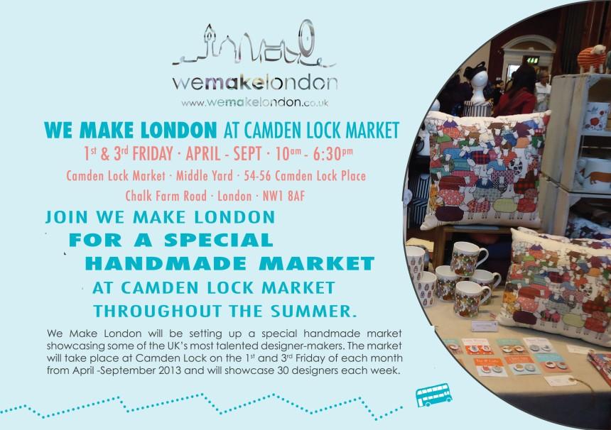 we make london